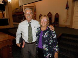 Pastor Whalen